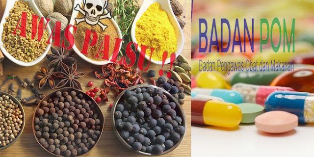 BPOM Mengimbau Waspada Terhadap Obat Tradisional Yang Mengandung Bahan Kimia Berbahaya