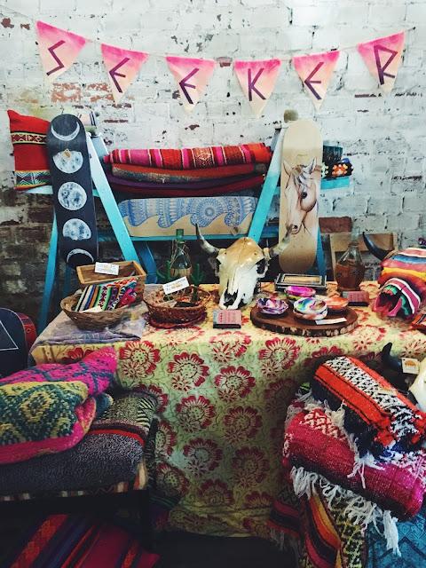 seeker shop, tampa indie flea, st pete indie market, lauren banawa, indie decor