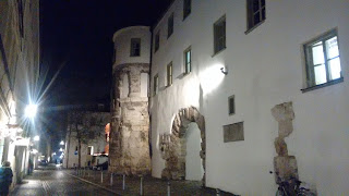 porta praetoria ratisbona