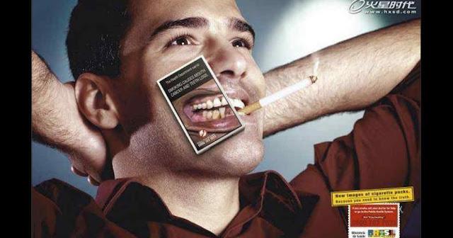 Poster quảng cáo sáng tạo