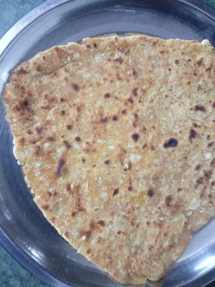 Gobhi Paratha recipe | Cauliflower Paratha recipe | How to make Gobhi Paratha?