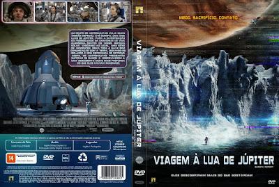 Filme Viagem À Lua De Júpiter (Europa Report) DVD Capa