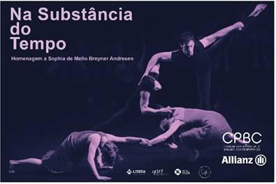 """Espetáculo """"Na Substância do Tempo"""" estreia a 10 de abril no Teatro Camões"""