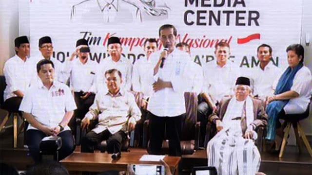 Timses Jokowi Disindir Berani Mundur Tiru Dahnil