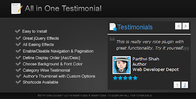 All in One Testimonial – CodeCanyon