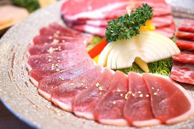 DSC03681 - 熱血採訪│台中雲火日式燒肉伊比利黑豬,中秋烤肉還有送宜蘭豪野鴨肉