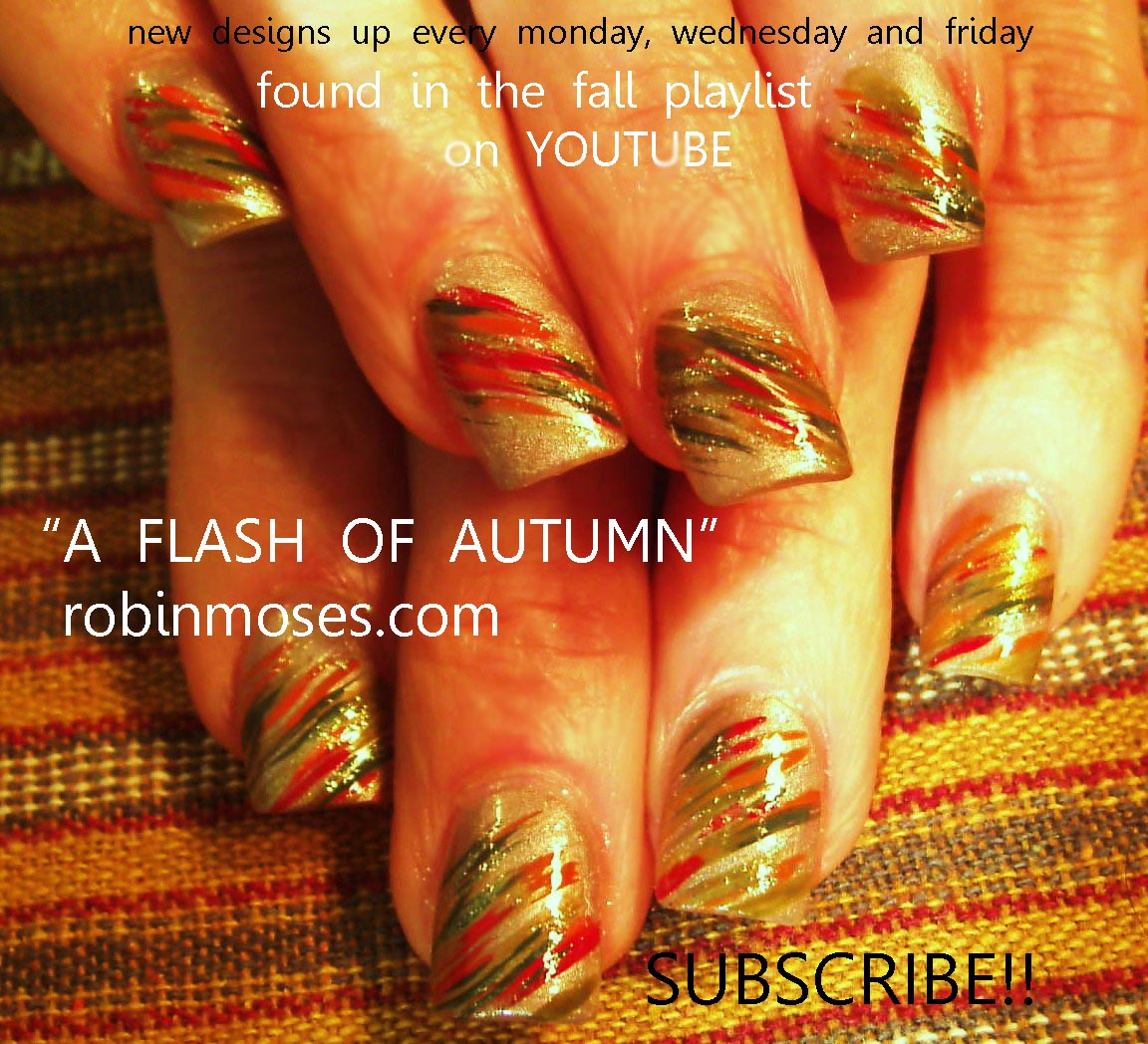 Nail Art By Robin Moses Cute Nail Art Easy Nail Art Simple