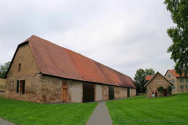 Lorsch Abbey Exhibition Depot Tithe Barn