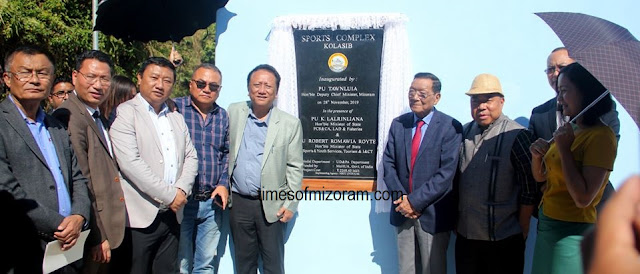 Mizoram Sports News