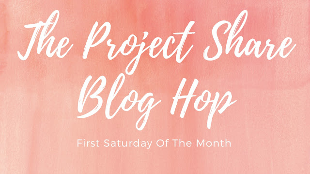 The Project Share April Blog Hop: Floral