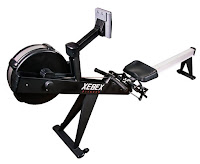 Xebex Air Rower AR-1, high-quality indoor rowing machine comparable to Concept2