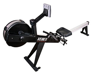 Xebex Air Rower AR-1, indoor rowing machine, image, review features & specifications