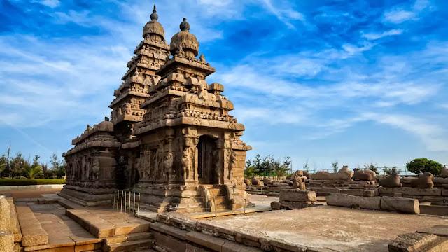 Pallava History UPSC