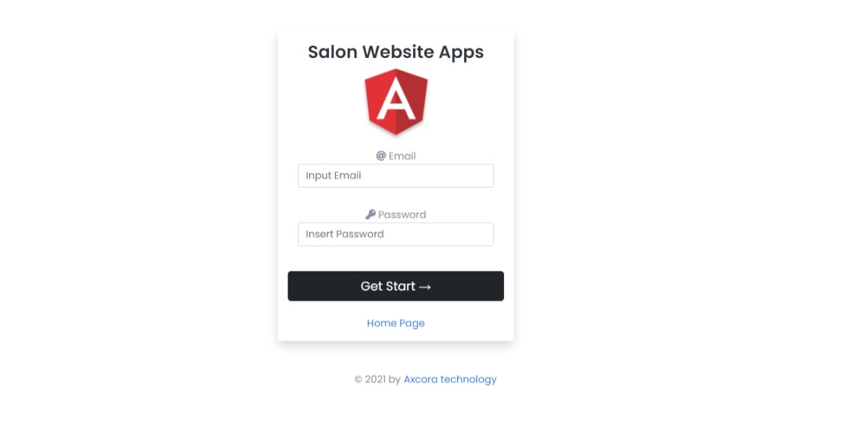 website salon spa klinik kecantikan aplikasi pos android