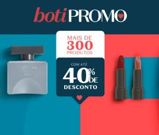 Promoção O Boticário 2020 BOTI PROMO Até 40% Desconto