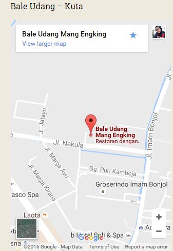 Nikmatnya Suasana Pedesaan Sambil Memanjakan Lidah Di Bale Udang Bali Restaurant