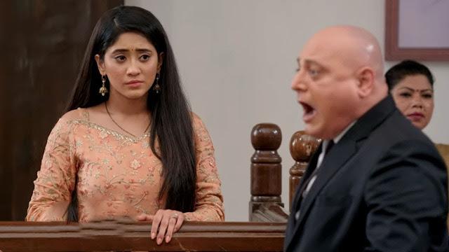 Future Story :  Kartik's wheelchair entry spice up courtroom drama amid Jhaveri Naira