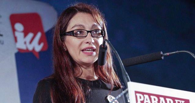 """Sol Sánchez: """"UP-IU es una fuerza indispensable porque es el único proyecto rupturista"""""""
