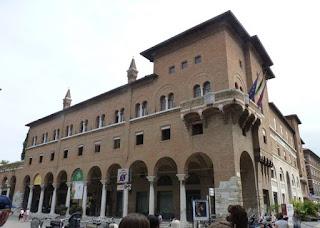 Ravenna, Palacio de la Provincia.