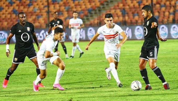 watch matche El Gouna FC vs Zamalek live stream free