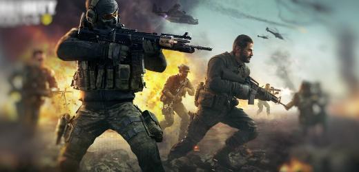 تنزيل لعبة Call of Duty للموبايل 2021 برابط مباشر