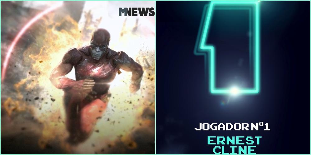 Jogador Número 1 e The Flash!