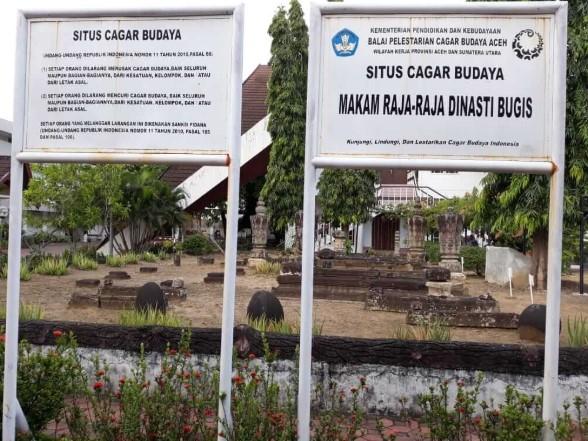 Makam Kuno Raja Aceh