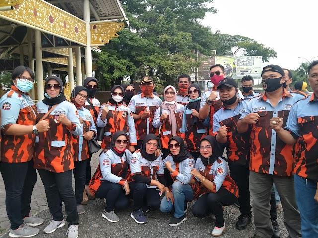 Wujudkan Rasa Syukur B2P3 Provinsi Riau Berbagi Takjil Gratis
