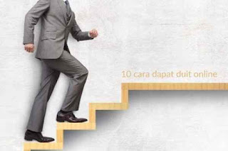 10 Cara Menghasilkan Uang Secara Online di Internet