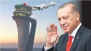 Dünyanın En İyisi İstanbul Havalimanı