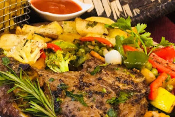 Recipe of Any-night-of-the-week Whosayna's Baked Tbone Steak