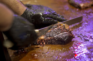 Why Do Barbecue Pitmasters Always Wear Black Gloves