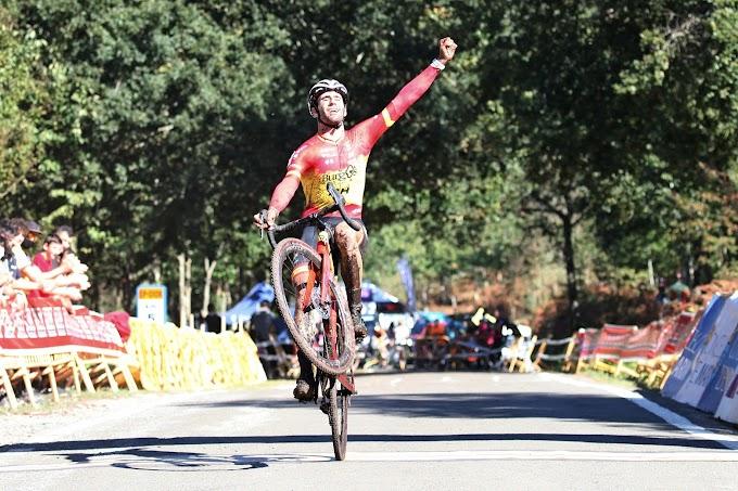 Felipe Orts ganó en el ciclocross de Marín