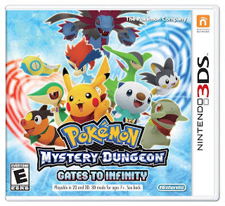 pokemon mystery dungeon CIA