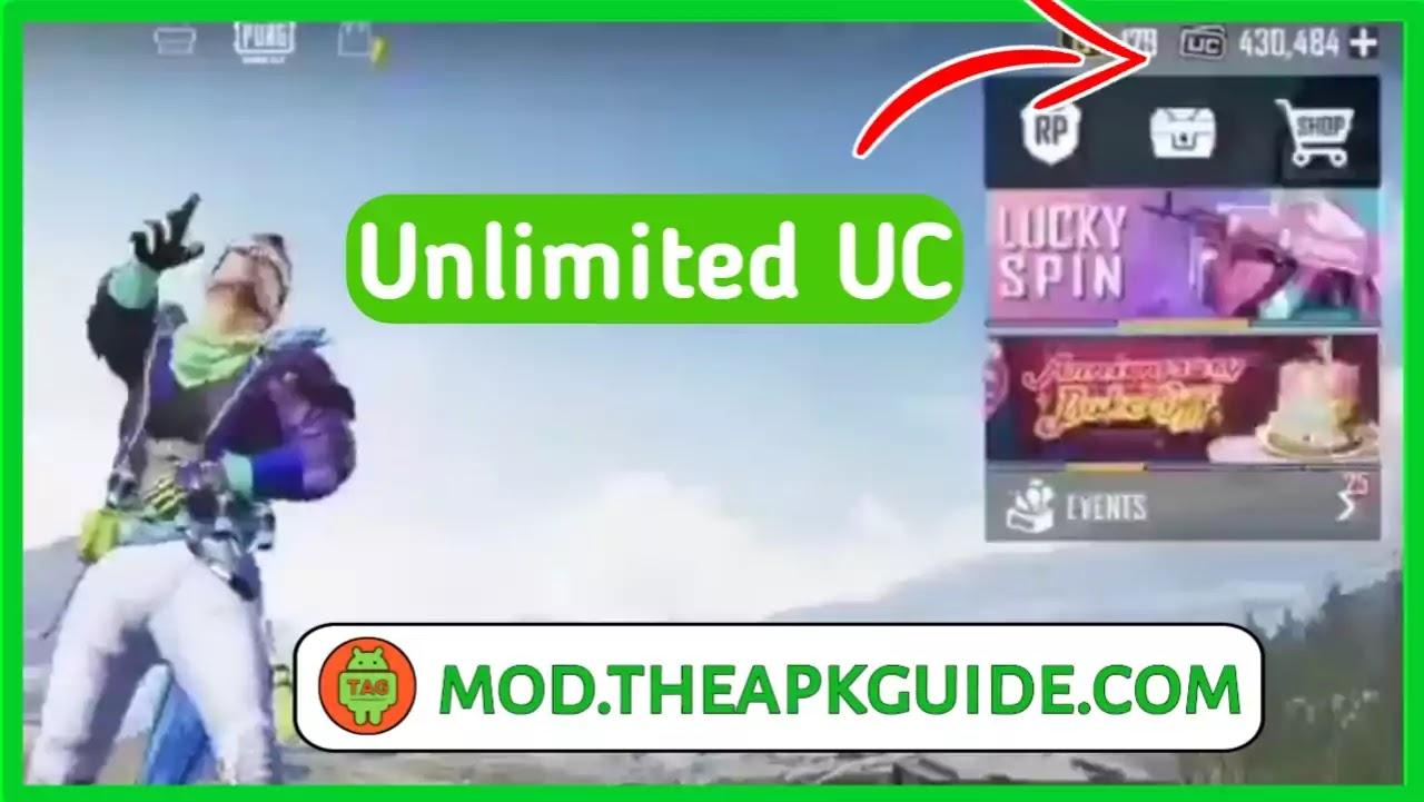 battleground mobile india unlimited uc