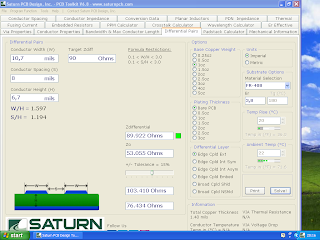 Saturn PCB Toolkit 6.8.