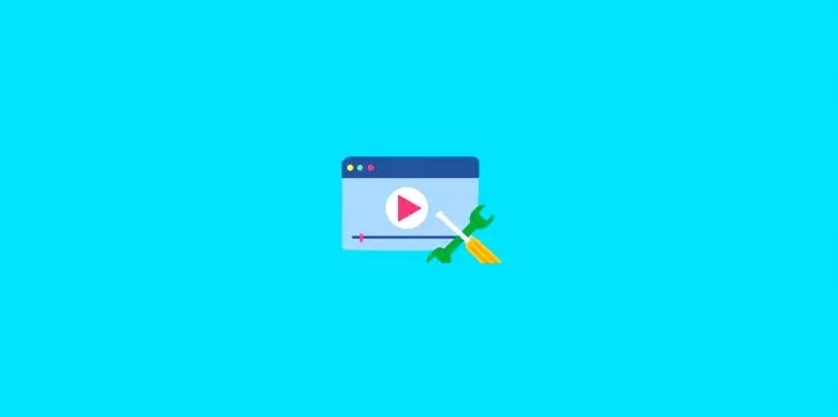 aplikasi untuk memperbaiki video rusak