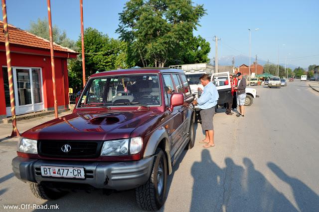 Jeep Tour Mariovo 2013