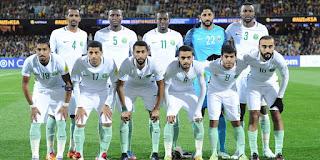 موعد مباراة منتخب السعودية وروسيا في كأس العالم 2018 وتردد القنوات المفتوحة الناقلة للمباراة