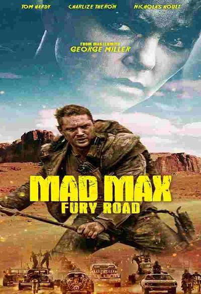 Mad Max Fury Road 2015 300mb Hollywood Hindi Movie Download 480p