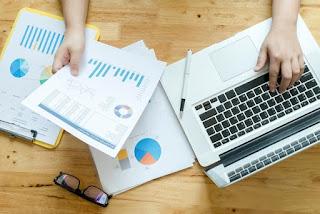 Analisis Rasio Laporan Keuangan Perusahaan