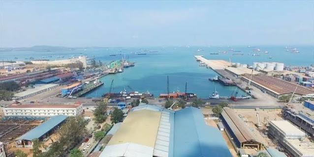Selama Pembangunan Gerbang Pelabuhan Batu Ampar,  BUP BP Batam Alihkan Arus Keluar Masuk