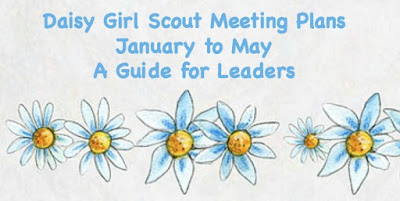 Daisy Girl Scout Meeting Plans from January to December-every meeting laid out for leaders with everything you need to make them successful.