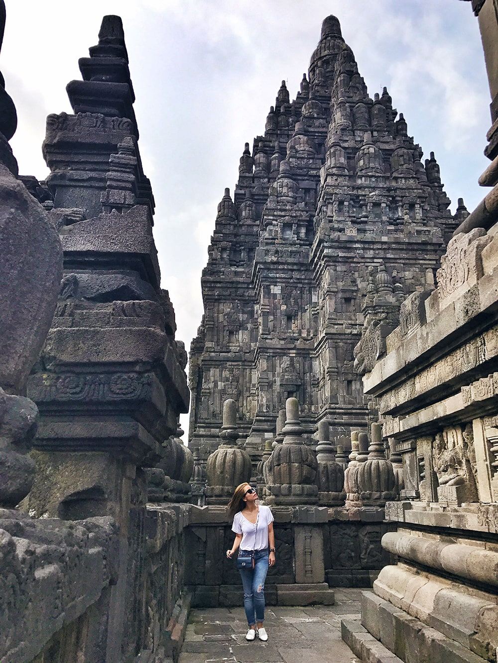 Crystal Phuong- What to do in Yogyakarta- Prambanan temple