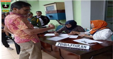 Gubernur Irwan Prayitno Ajak Masyrakat Segera Dan Beramai-Ramai Datang Ke TPS Untuk Berikan Hak Suara