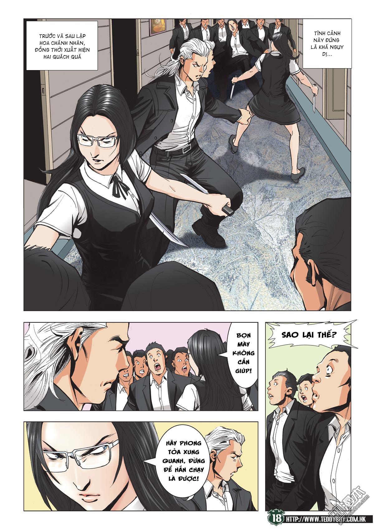 Người Trong Giang Hồ RAW chap 2070 - Trang 17