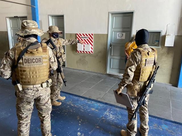 Exclusivo: Caraubense preso em Aracaju é transferido para João Pessoa de helicóptero; veja vídeo