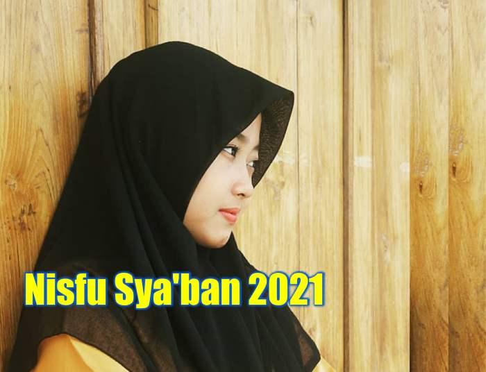Doa dan Amalan Nisfu Syaban 2021