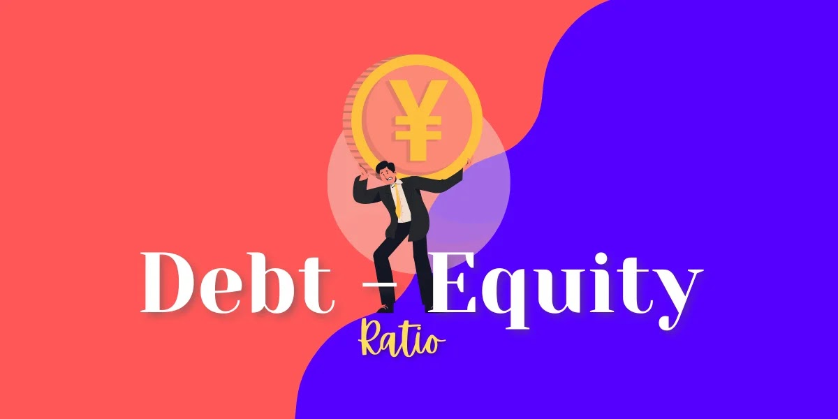 debt to equity ratio explained with example step by step - zerobizz