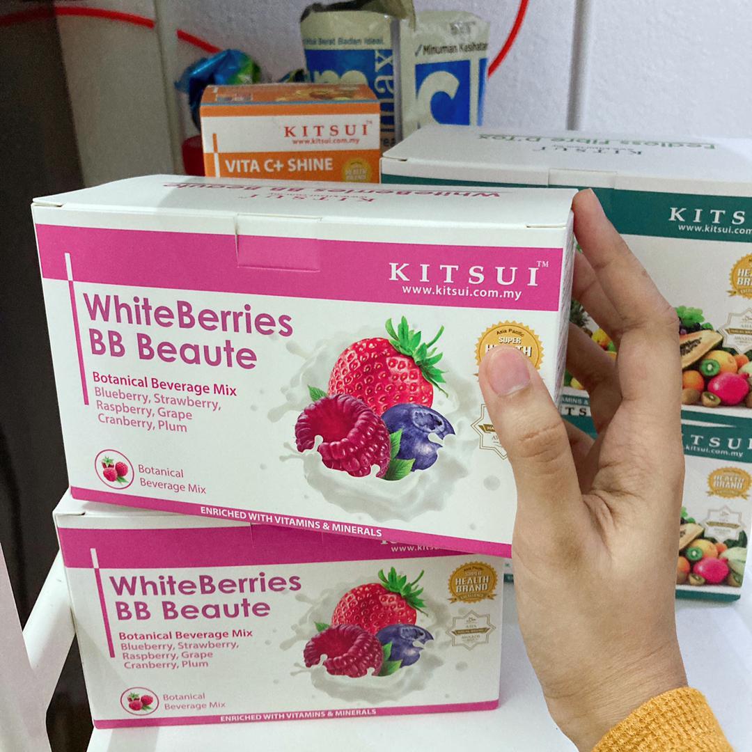 Kitsui Whiteberries BB Beaute